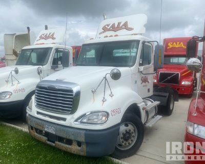 2005 (unverified) Freightliner Columbia 6x4 T/A Day Cab Truck Tractor