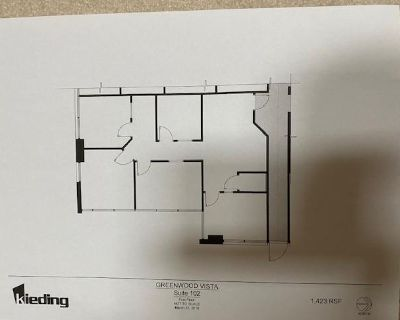 1,423 sf Office Space for Lease