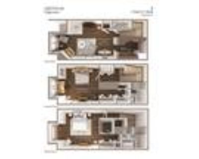 Edgewater Apartments - B 2 Bed 2.5 Bath Townhome