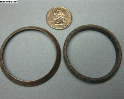 NOS seal Type 4 damper to muffler 43 mm