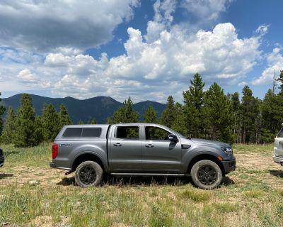Colorado - Ranch Sierra Fiberglass shell (5ft bed)