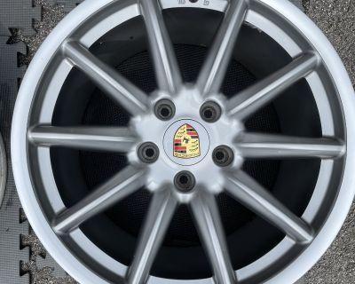 Porsche 19 inch 997 Carrera 4S rims