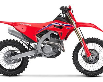 2022 Honda CRF250RX Motorcycle Off Road Del City, OK