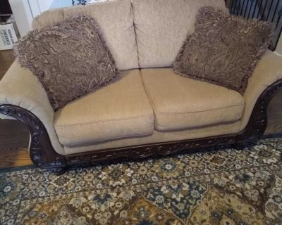 Sofa, Love seat and chair set