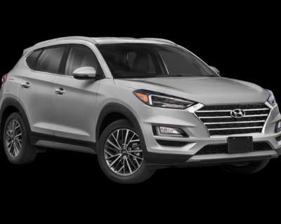New 2021 Hyundai Tucson Limited Front Wheel Drive SUV