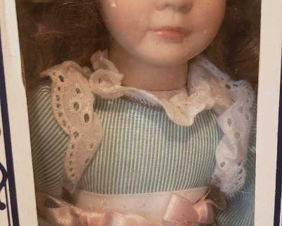 Lexington Hall Limited Edition Porcelain Doll