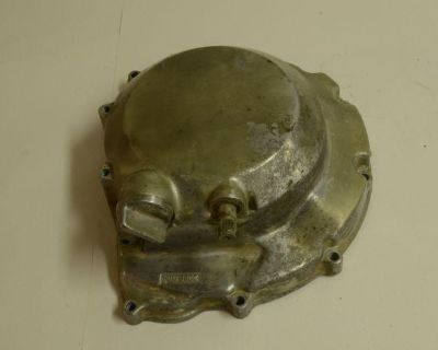 Yamaha Xj 550 Engine Side Side Cover Clutch Cover