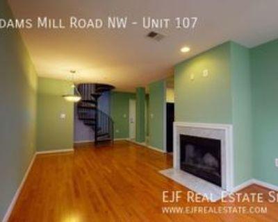 2627 Adams Mill Rd Nw #107, Washington, DC 20009 2 Bedroom Apartment