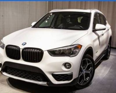 2018 BMW X1 28i
