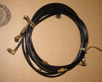 1999 00 01 02 03 04 Mustang Convertible Top Hydraulic Lines (gt V-6 Cobra Ford )