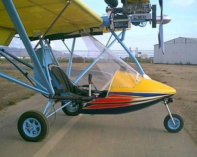 Pod Only For Flightstar/quicksilver/weedhopper Ultralight Aircraft Pilot Fairing