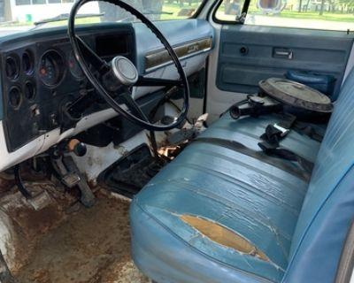 Chevy grain truck