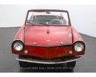 1968 Amphicar 770