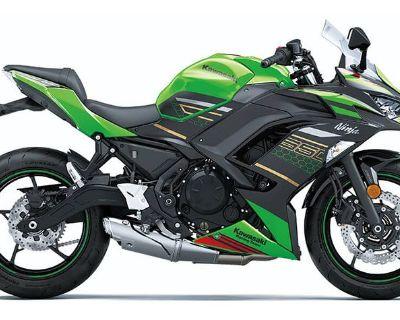 2020 Kawasaki Ninja 650 ABS KRT Edition Sport Houston, TX