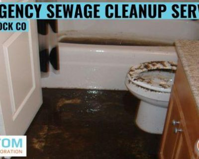 Emergency Sewage Cleanup Services in Castle Rock CO