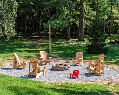 10 Acre Retreat | 5 Bedroom | Bellbrook | Zipline! - Greene County