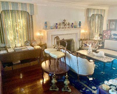 AGAIN L.A. San Marino Estate: French Antique Furniture, Fine China, Lalique, & More