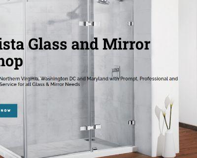Shower glass repair near me