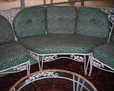 Unique Vintage Patio Furniture