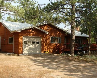 Minutes from Estes Park and Rocky Mountain National Park. Book Now for 2021! - Allenspark