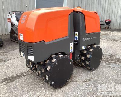 Unused - 2019 Husqvarna LP 9505 Trench Compactor