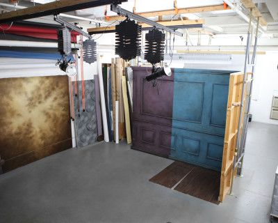 Multi-Level Photography Studio w/Dressing Rooms and Makeup Station, Los Angeles, CA