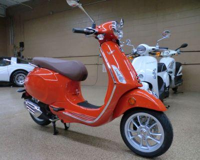 2021 Vespa Primavera 50 Scooter Downers Grove, IL