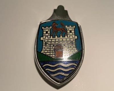 Wolfsburg Hood Emblem Original
