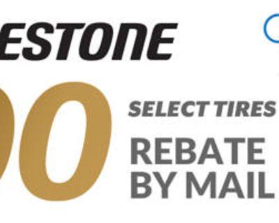 Save Like a Champion   Bridgestone $100.00