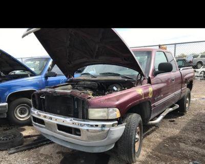 2000 Dodge Ram 1500
