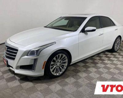 2016 Cadillac CTS Luxury