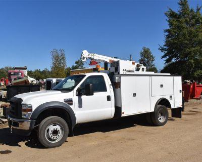 2008 FORD F550 Service, Utility, Mechanic Trucks Medium Duty