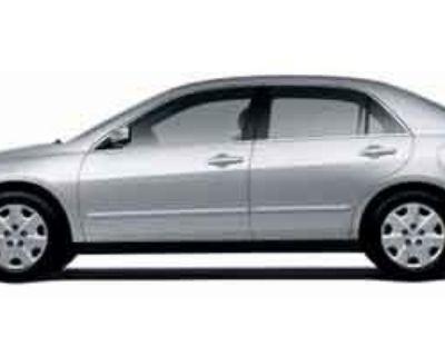 2004 Honda Accord Sdn LX