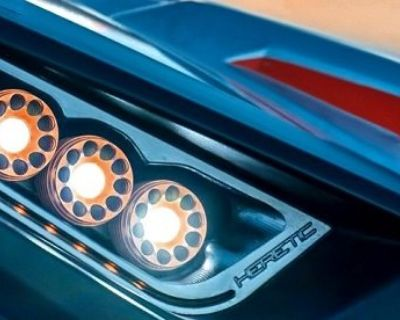 Perfect Light Bars by Heretic Studio to Light Up Your Night