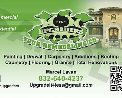 M&M Upgraders Remodeling Company