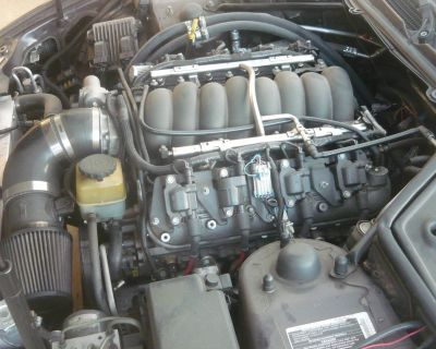 LS2 Engine and T56 (6 speed) Manual Trans Package - Turn Key- 400+hp- Street Rod or?