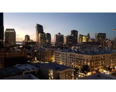 Gaslamp Top Floor Luxury - Large 1bd w bonus room - Gaslamp Quarter