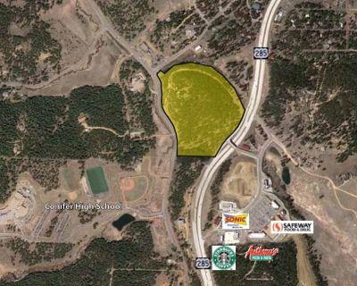 Rare entitled Conifer development property