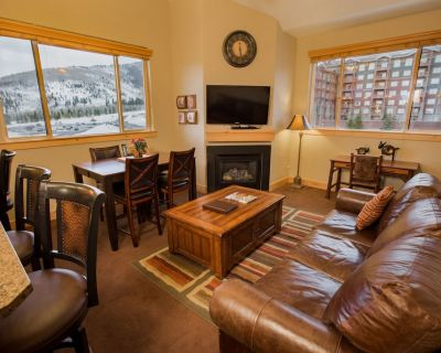 Canyons Village location Oversized deck off of massive condo - Park City