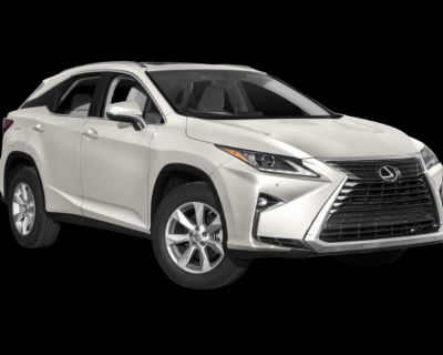 Pre-Owned 2018 Lexus RX 350 with Navigation & AWD