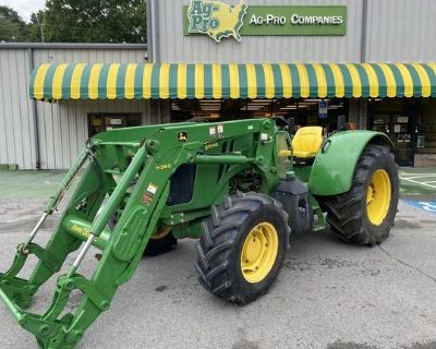 2017 JOHN DEERE 5115ML ATVs, UTVs, Carts