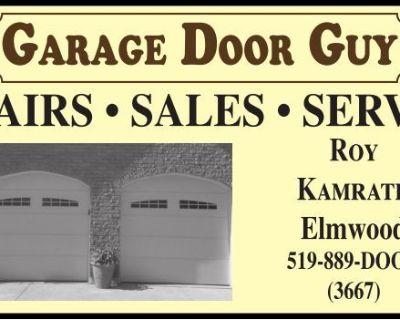 GARAGE DOOR GUY REPAIRS - SA...