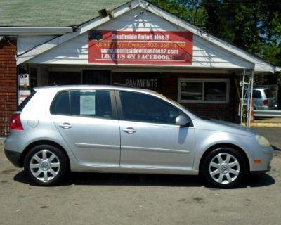 2006 Volkswagen Rabbit 4-Door