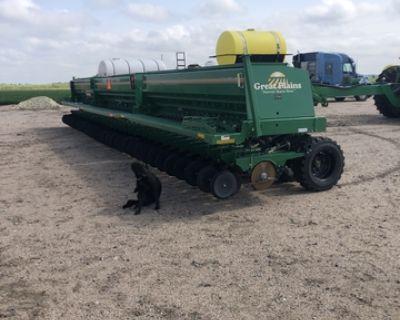 Great Plains grain drill