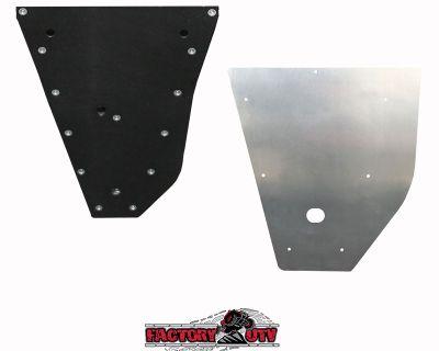 Factory UTV Can Am X3 UHMW Rear Skid Plate Kit