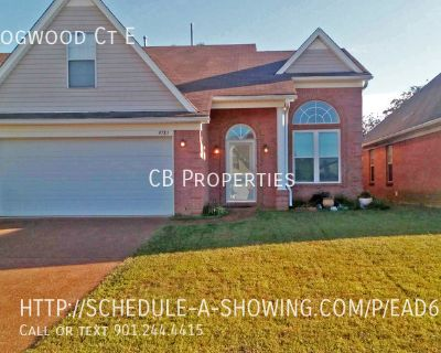 Beautiful Large 2 story home in Olive Branch w/ 2 car Garage!