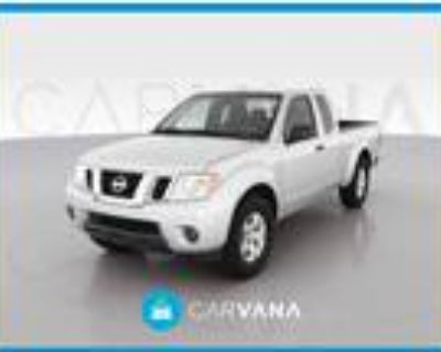 2012 Nissan frontier Silver, 62K miles