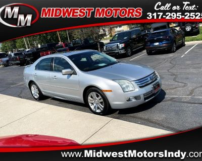 Used 2009 Ford Fusion 4dr Sdn V6 SEL FWD