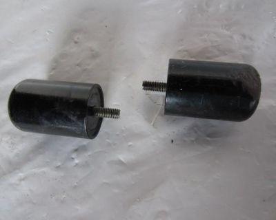 06 Gsx F 600 Katana Handle Bars End Caps