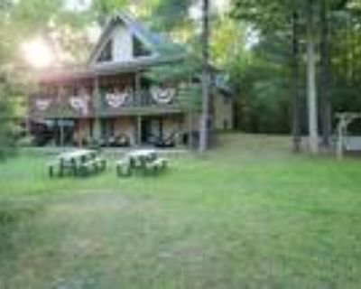 Inn for Sale: Cabin the woods on the river